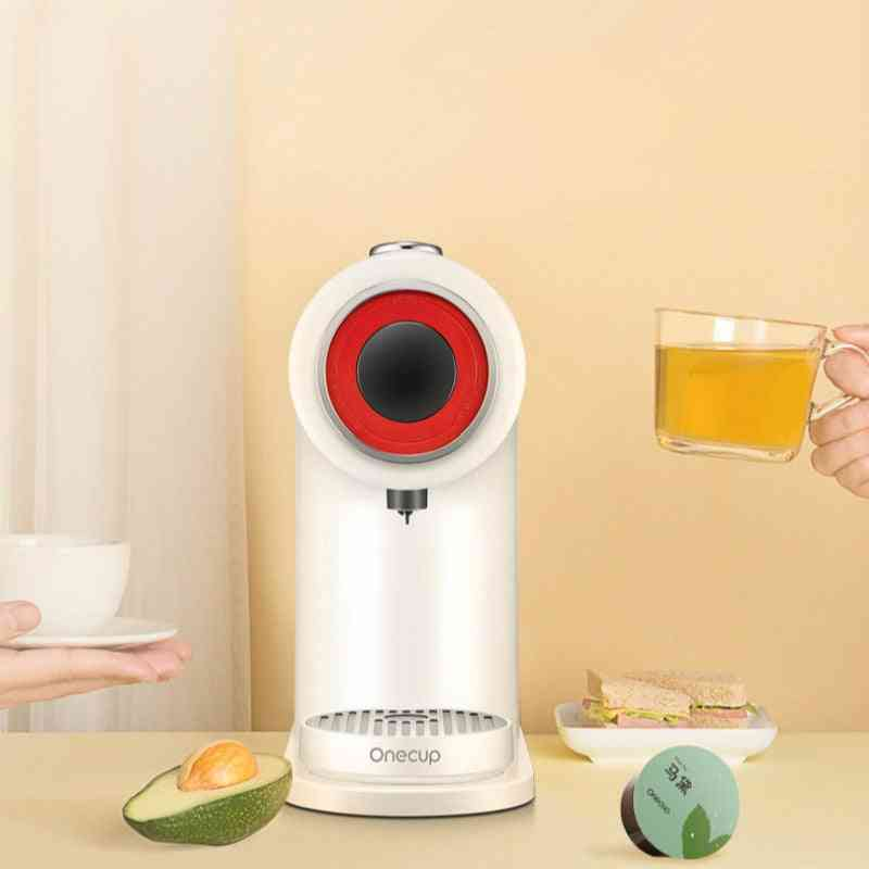Capsule Coffee, Smart Household Drink, Locomotive Tea Maker Automatic Machine