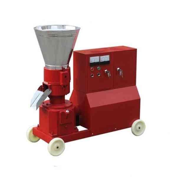 Kl200c- Pellet Mill Feed, Wood Machine
