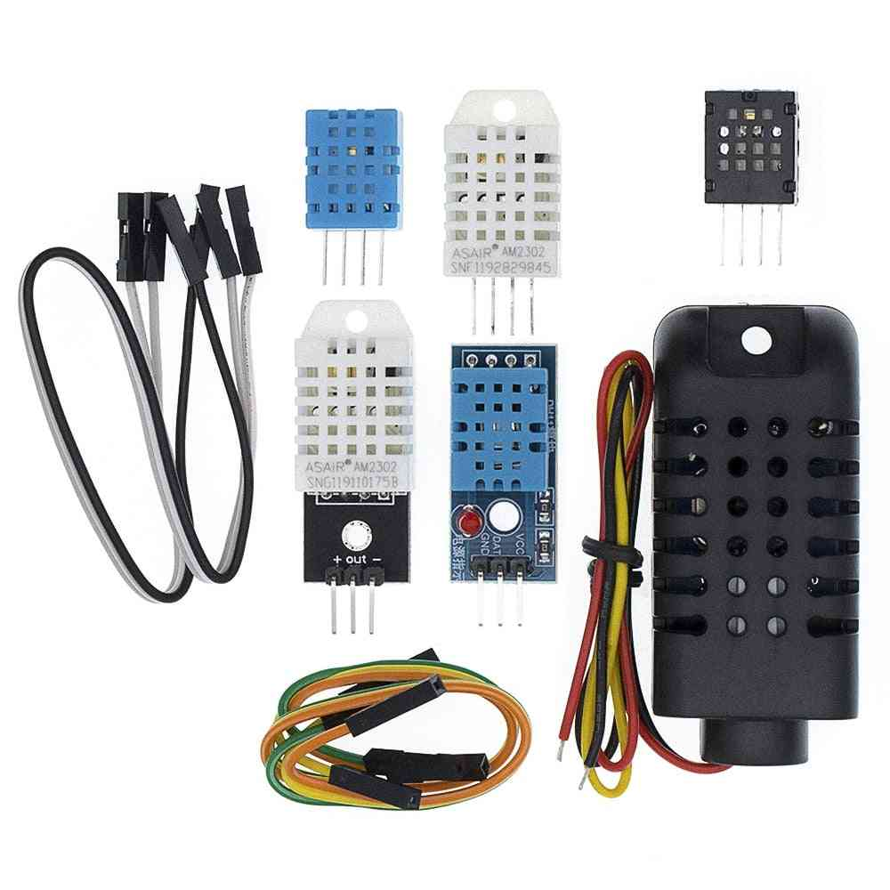Digital Temperature And Humidity Sensor Module For Arduino Electronic