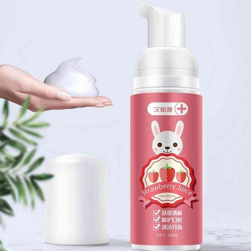 Mouth Cleaning, Stain Remover, Mousse Tooth Paste
