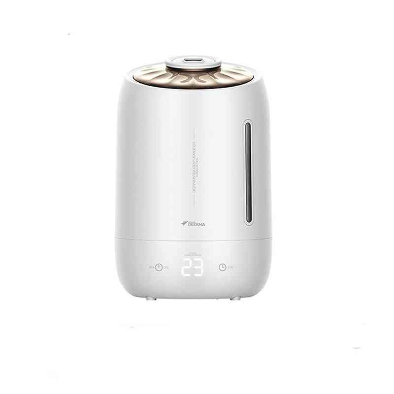 Humidifier Air Purifying Mist Maker Timing With Touch Screen Adjustable Fog