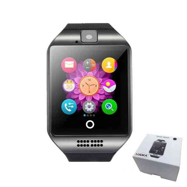 Support Sim Tf Card, Phone Call, Push Message, Camera Bluetooth, Connectivity Watch
