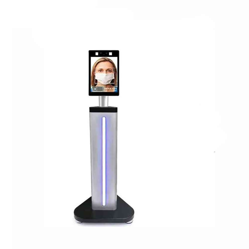 Dynamic Face Recognition, Access Control Time Attendance Machine