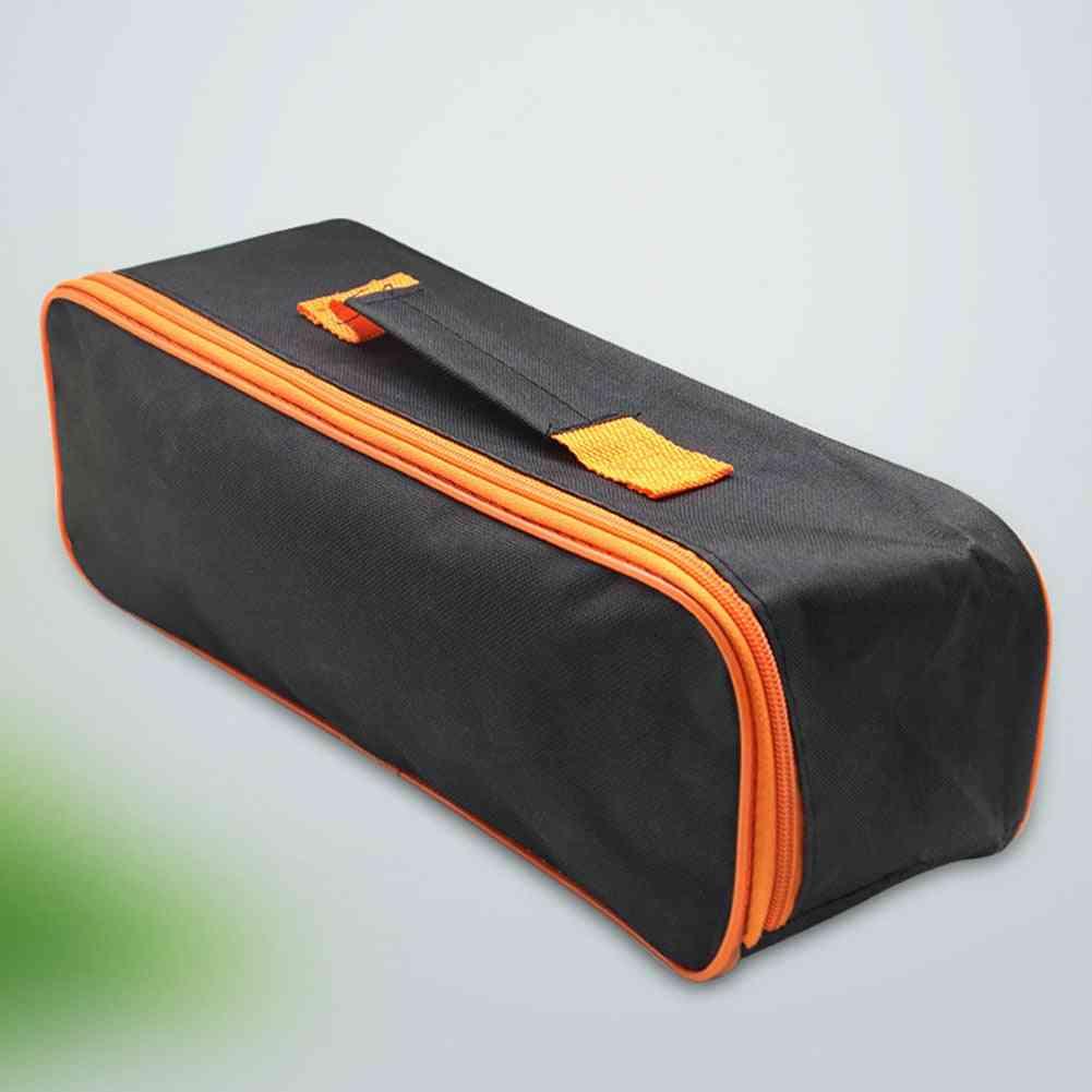 Organizer Storage Case, Durable Zipper Closure Practical Vacuum Cleaner Bag