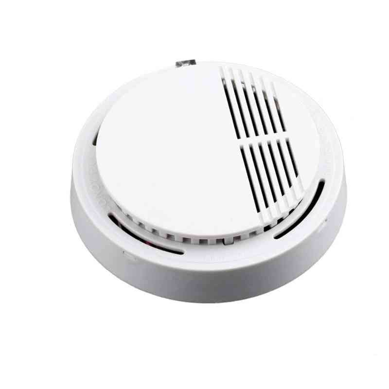 Smoke Detector, Fire Alarm Sensor For Home, Office Security, Photoelectric