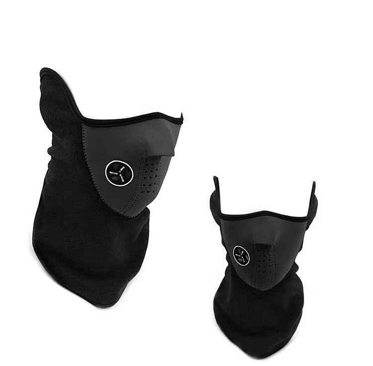 Outdoor Cold, Protect Mask
