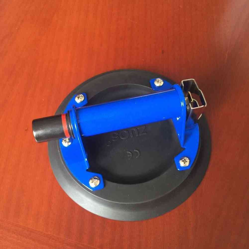 Suction Vacuum Cup With Metal Handle Pump For Granite & Glass Lifting