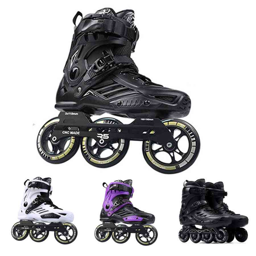 Slalom Speed Inline Skates Roller Free Skating Shoes