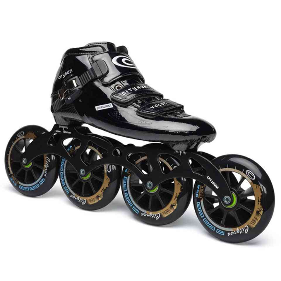 Professional Competition Skate With Wheels