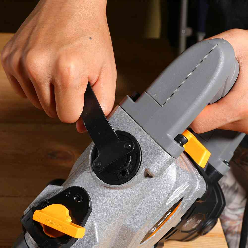 Multifunctional Rotary Hammer With Bmc And Accessories