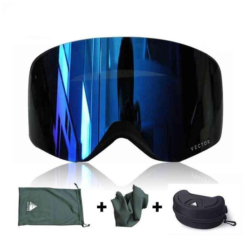 Eyewear Uv400 Snow Protection Over Glasses