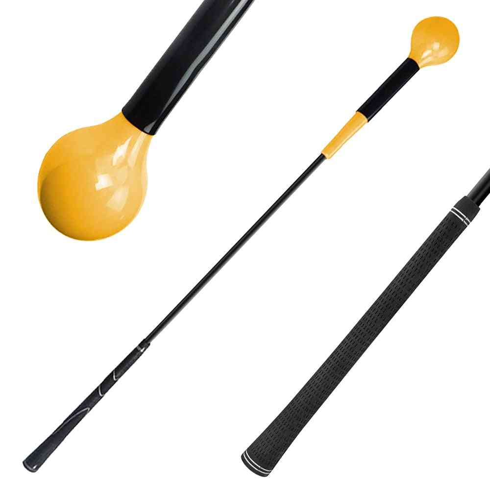 Golf Practice  Auxiliary Training Equipment, Swing Exercise Stick