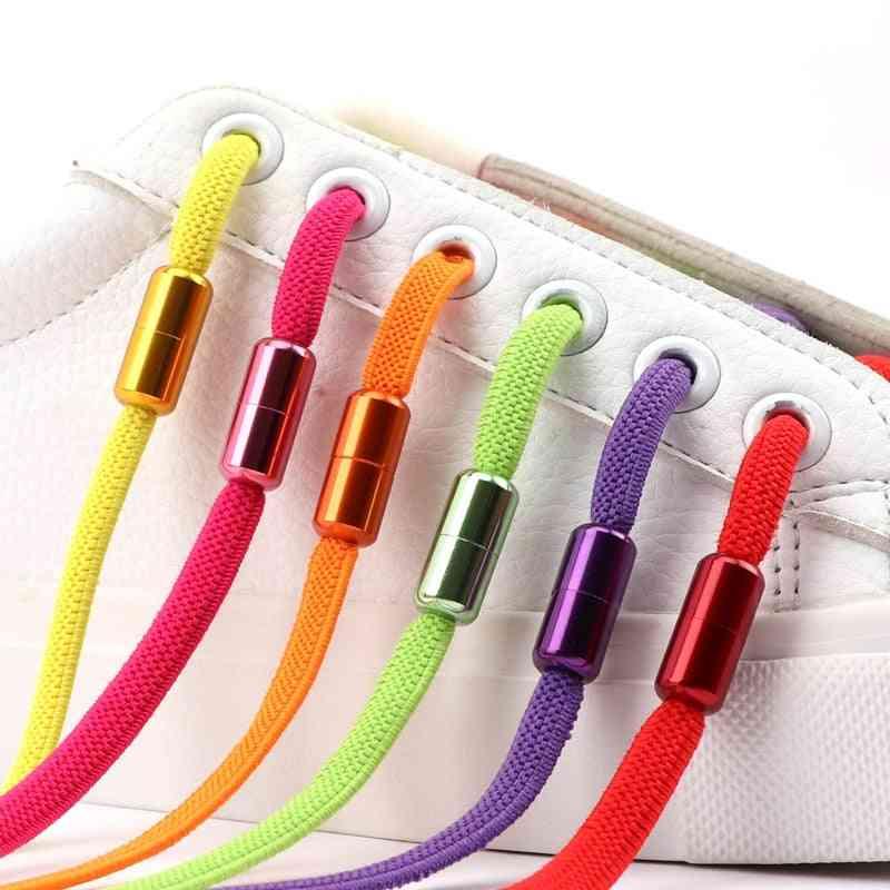 Shoelace Buckle Aluminum Shoelaces Lock Accessories
