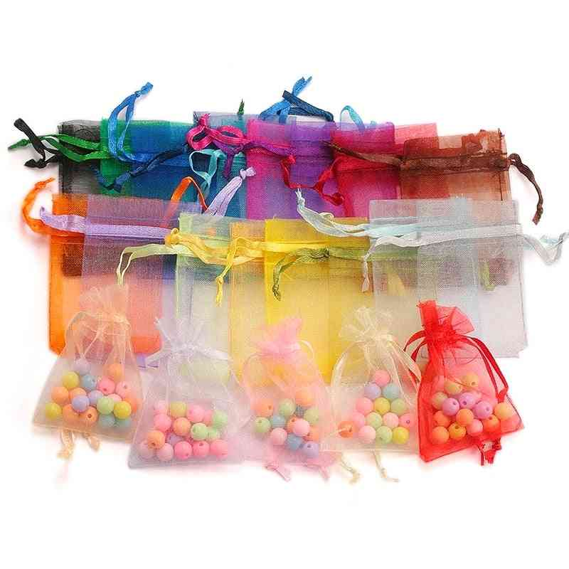 Jewelry Packaging & Display Organza Bag