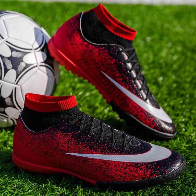 Men Football Soccer, Cleats Boots
