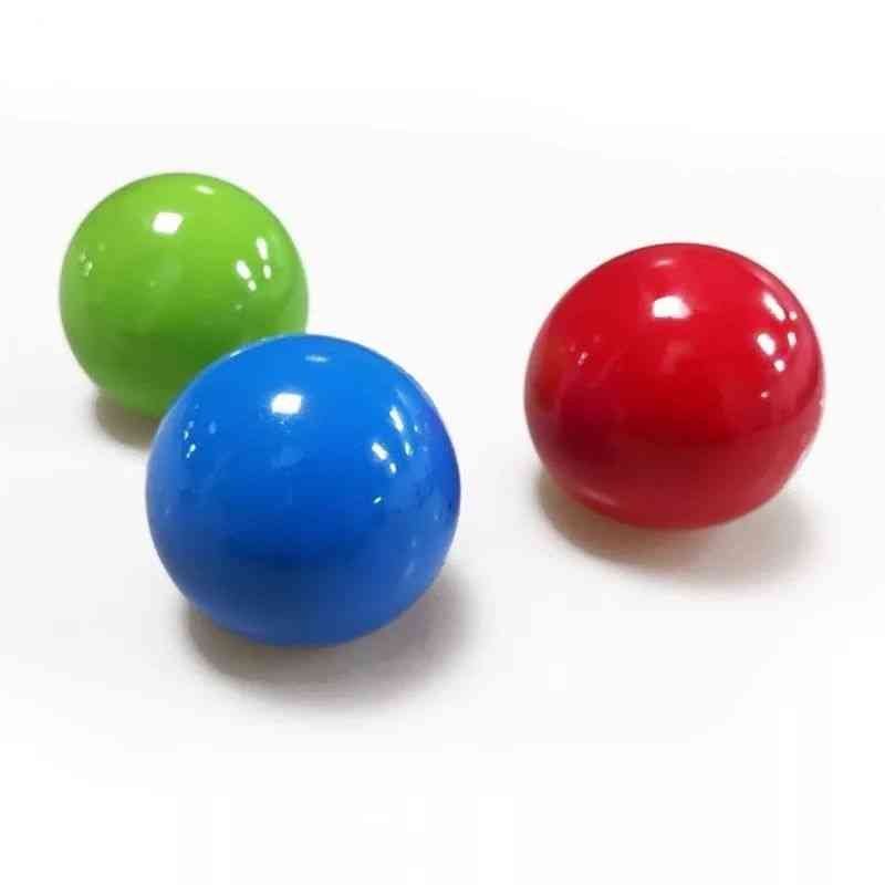 Stick Wall Ball- Sticky Catch Throw, Glob Novelty For,