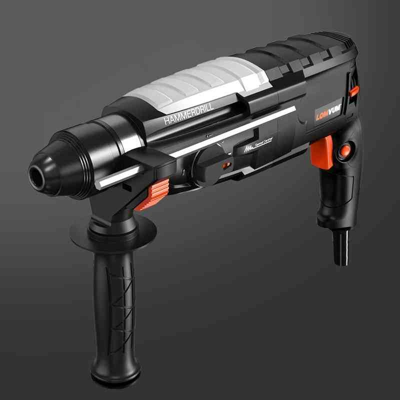 Multifunctional- Electric Impact, Drill Hammer