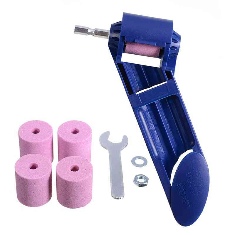 Portable Corundum Drill Grinder  Wheel Tool
