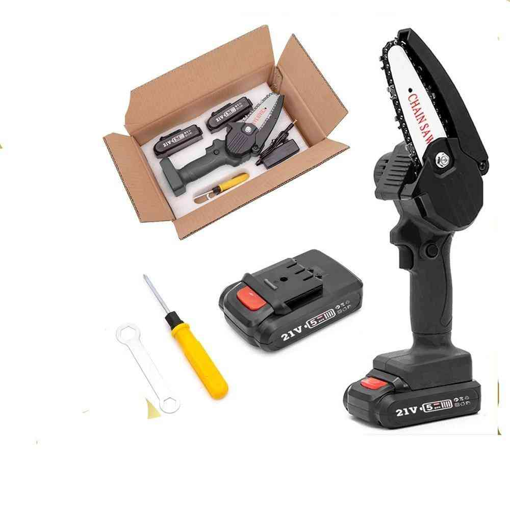 Woodworking Mini Electric Saw Lithium Battery