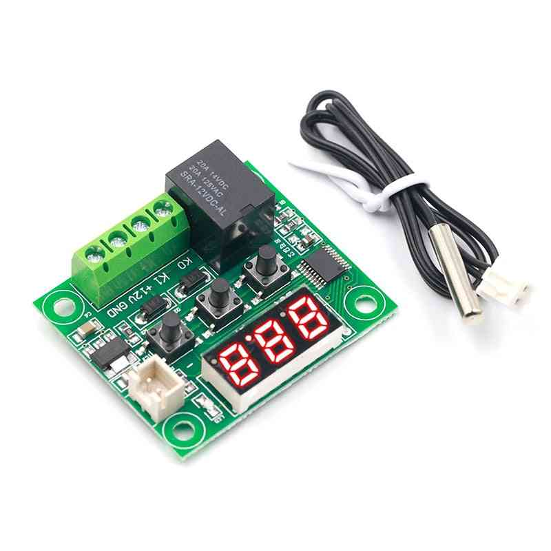 12v Heat Cool Temp Thermostat Temperature Control Switch