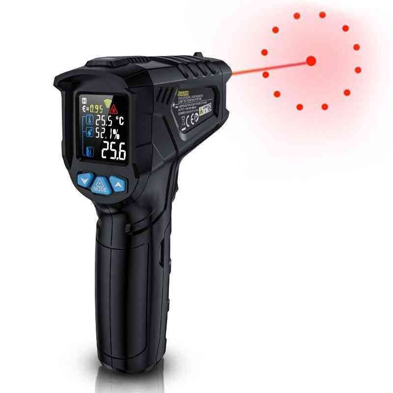 Ir-lcd Temperature Meter, Non-contact Laser Thermometers