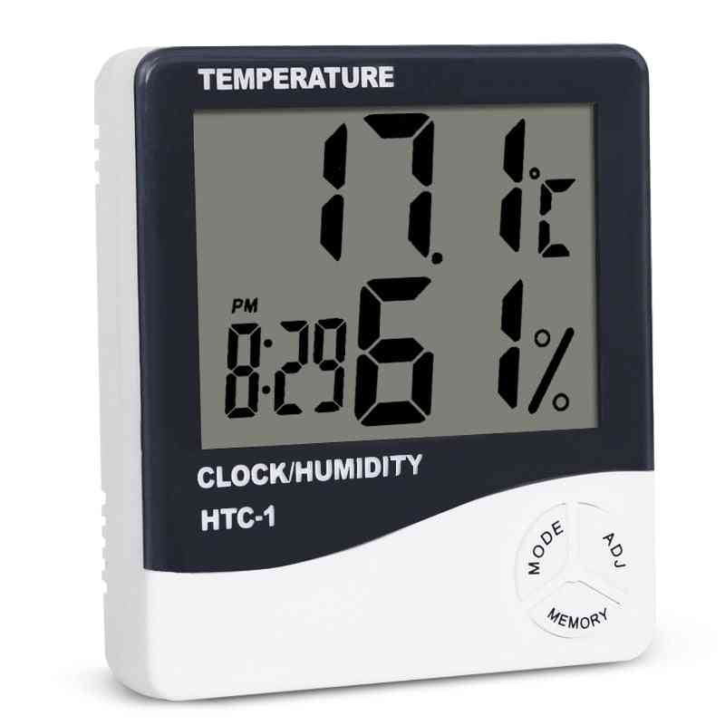 Lcd Digital Electronic Thermometer