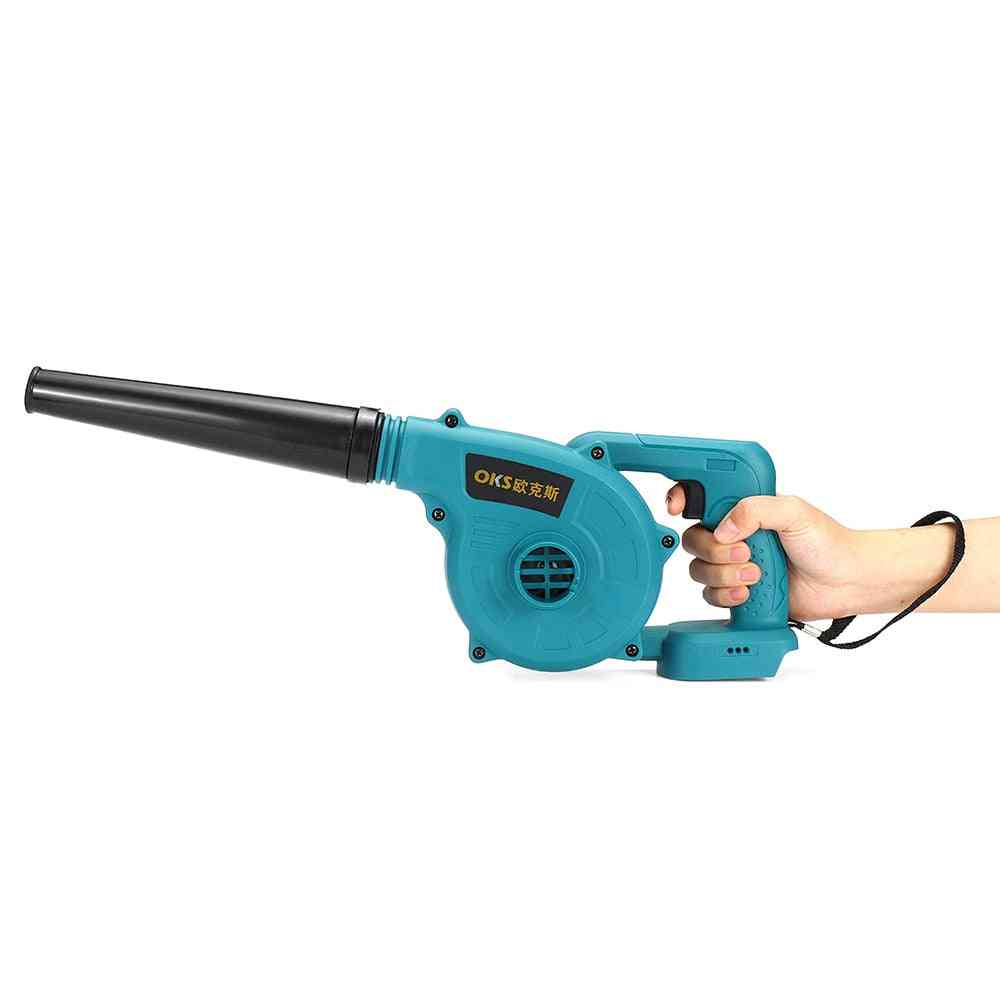 Cordless Electric Air Blower & Suction Vacuum Cleaner