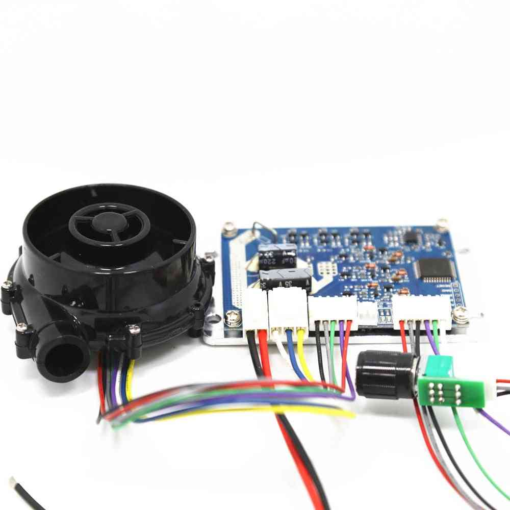 Mini Fan For Air Cleaner And Inflator Air Pump