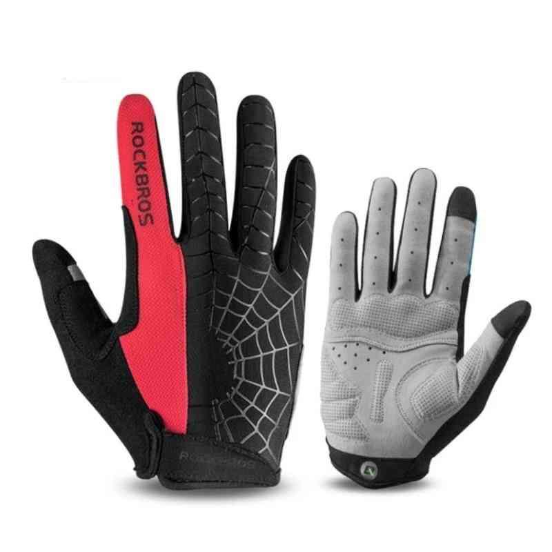 Windproof Mtb Bike / Bicycle Gloves