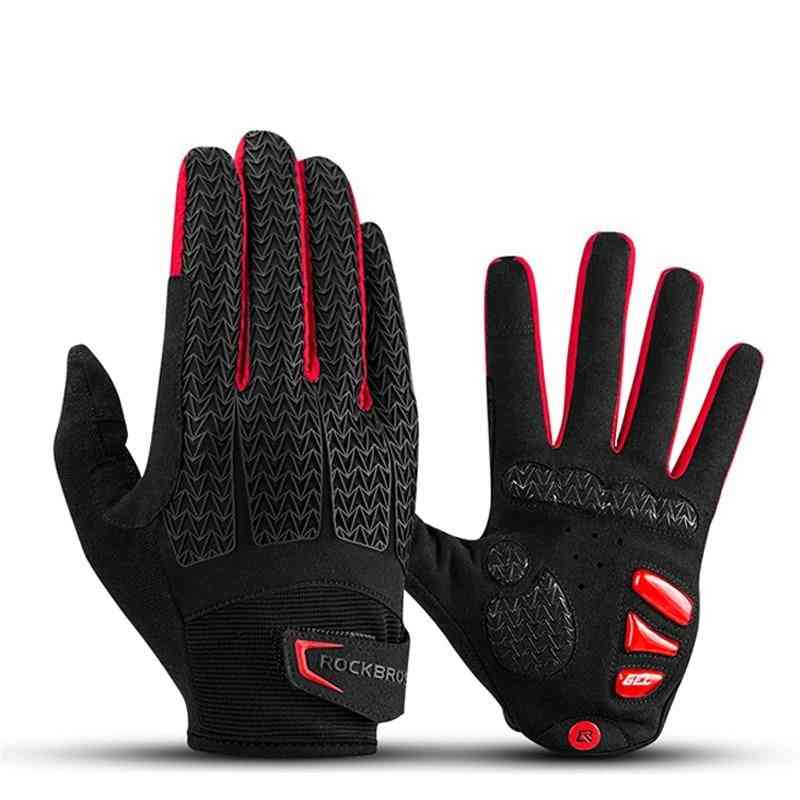Thermal Warm Motorcycle Winter Autumn Bike Gloves