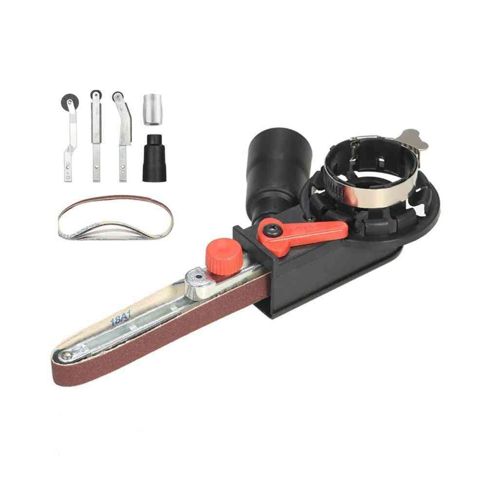 Sanding Belt Adapter Grinding Machine