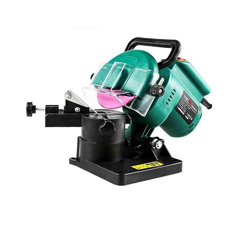 Power Chain Saw Sharpener Grinder Machine