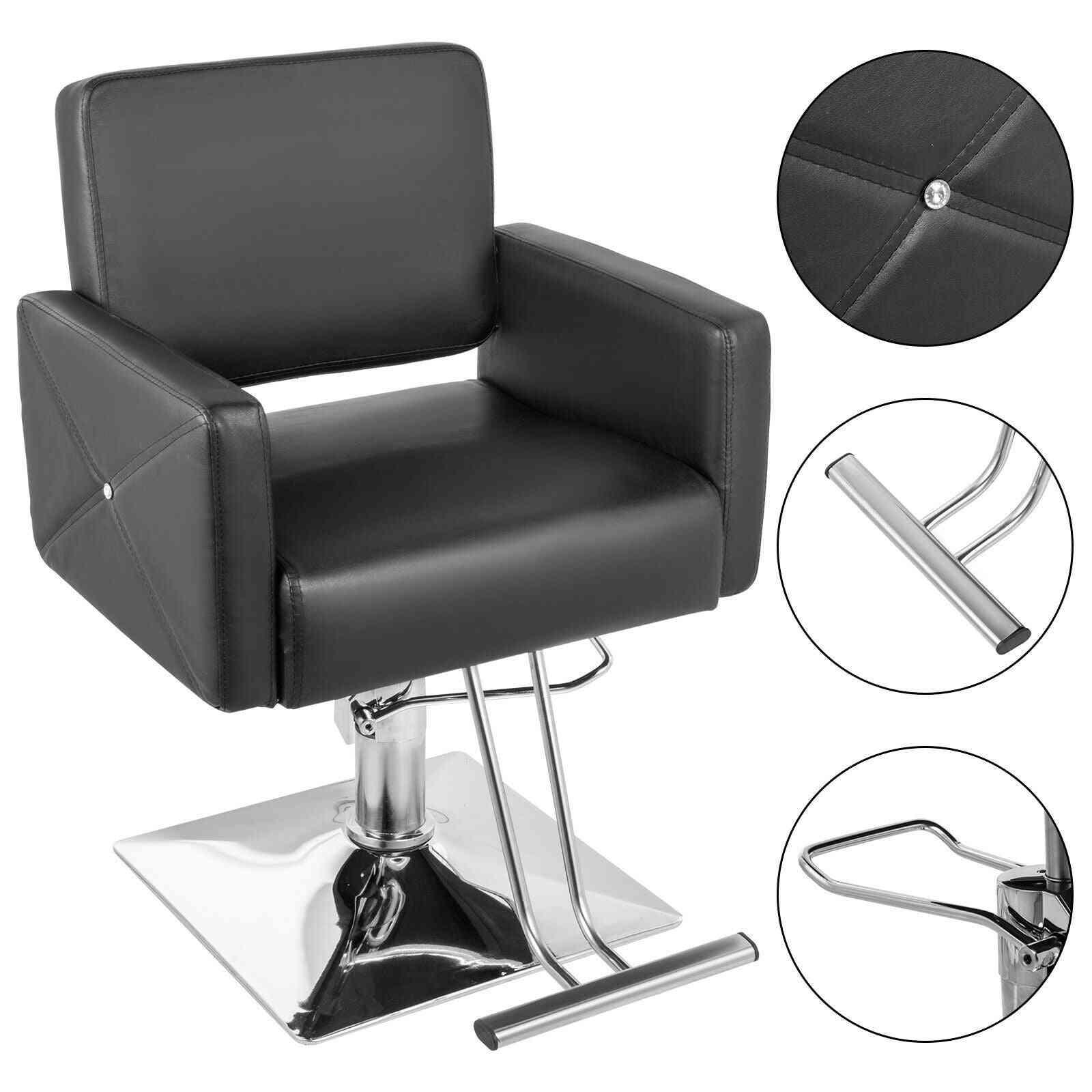 Hydraulic Barber Salon Chair, Spa Shampoo Stool