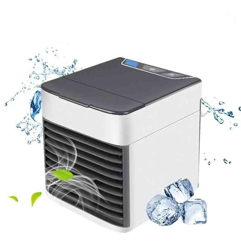 Mini Air Conditioner Usb Personal Space Cooler Desktop Fan