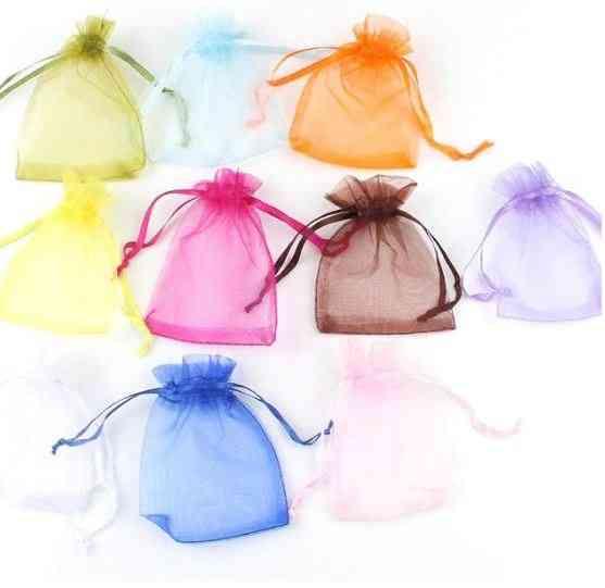Drawstring Organza, Jewelry Packaging & Display Bag