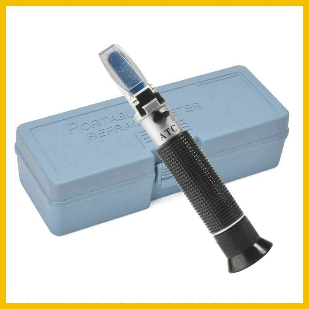 Refractometer Alcoholometer- Hydrometer Spirits Tester, Handheld Tool