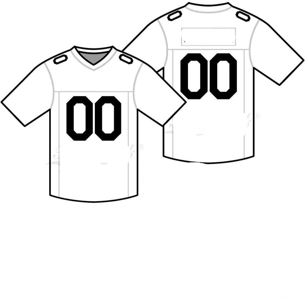 American- Embroidery Football Jersey