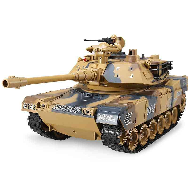 Remote Control Tank With Sound And Shoot Bullet