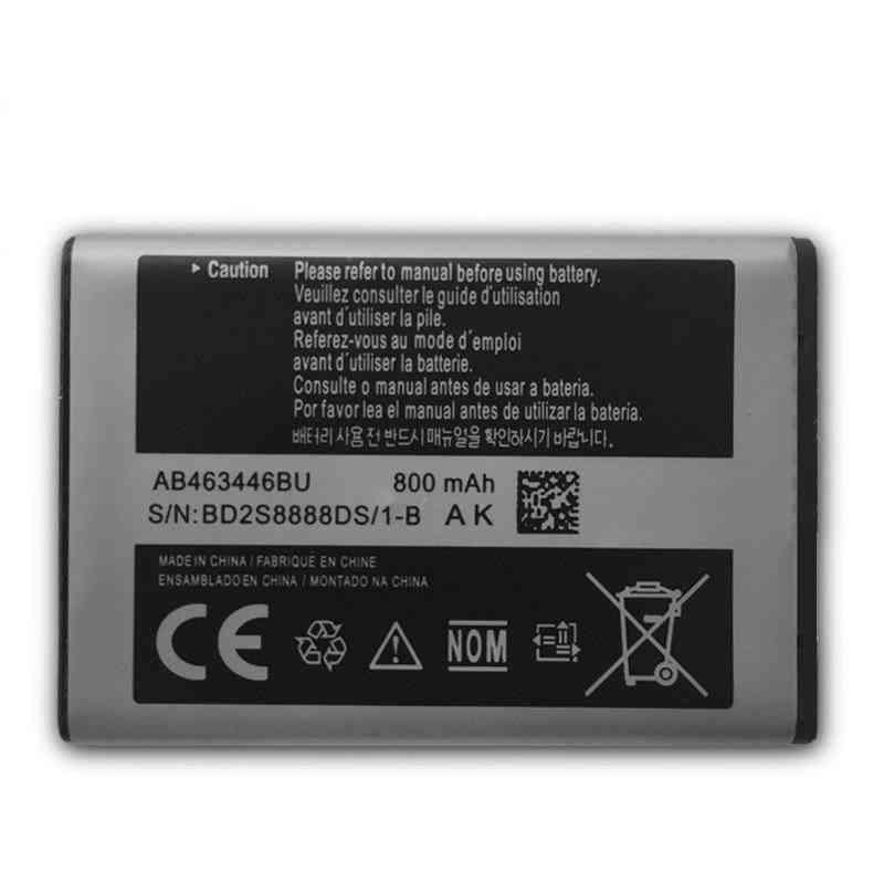 800mah Battery For Samsung C3300k, X208, B189, B309, E339, Gt-e2330