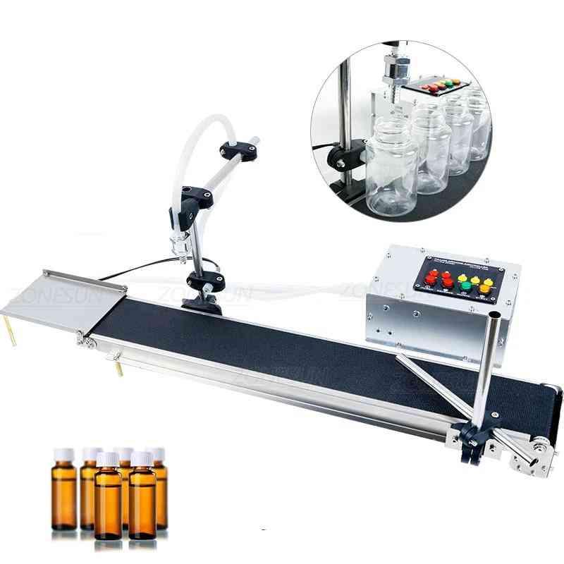 Automatic Single Head Liquid Filling High-temperature Heat Resistance Machine