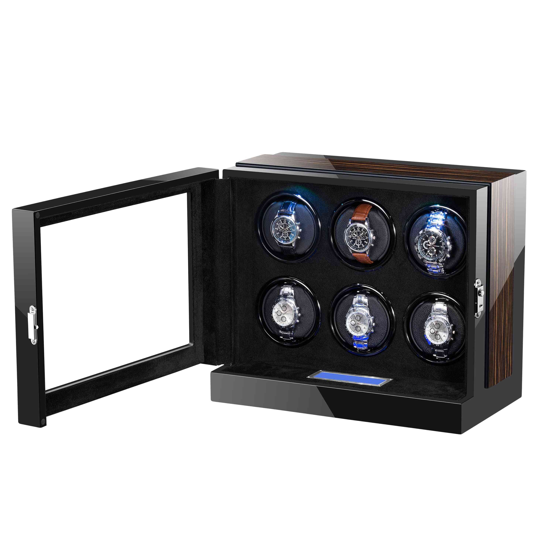 Display Organizer Mechanical Watch