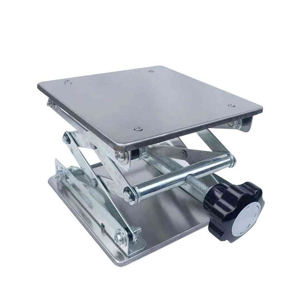 Stainless Steel Lifting Platform Table