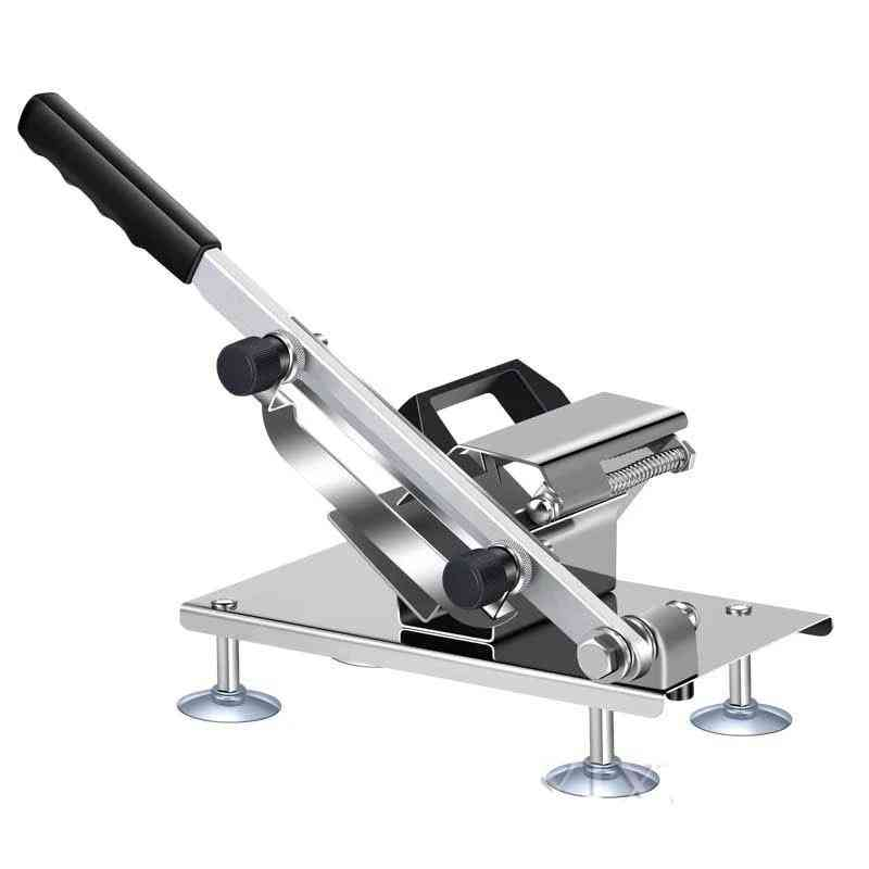 Household Small Meat Mutton Roll Slicer Machine