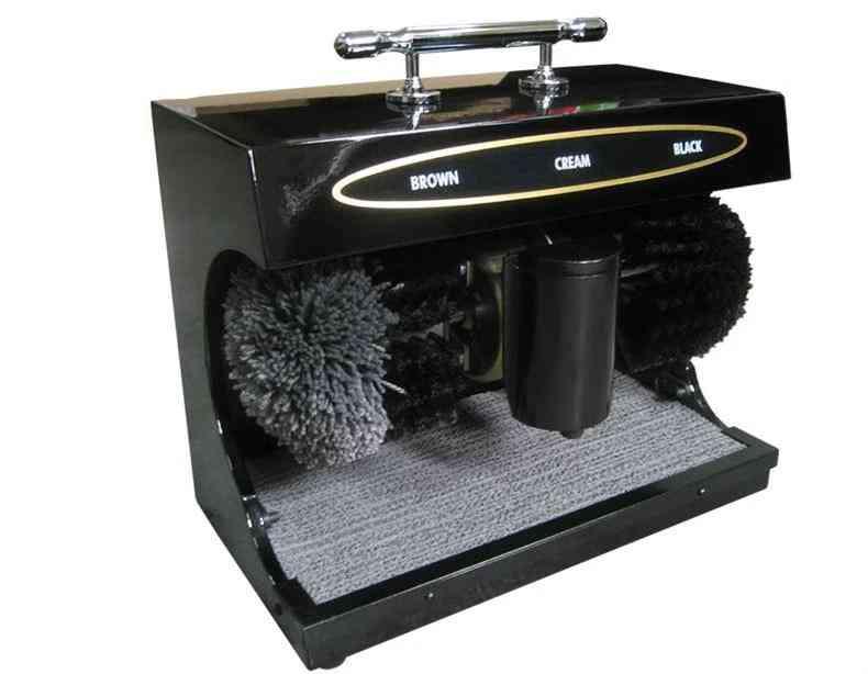 Automatic Induction With Brush Shoe Polishing, Equipment Machine