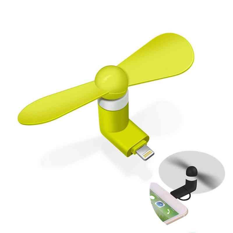 Mini Portable- Creative Micro Usb Fan