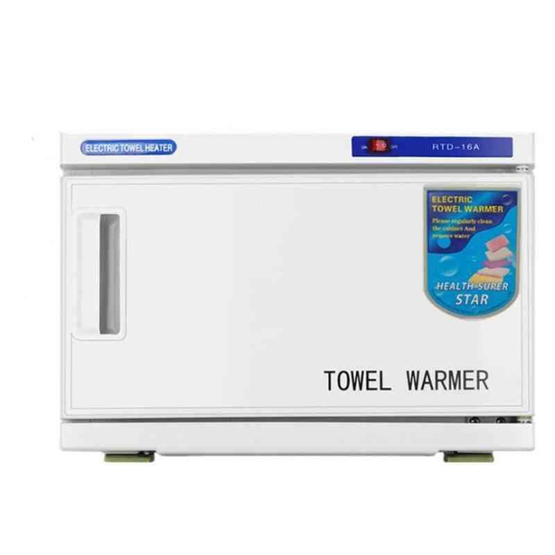 2-in-1 Sterilizer Towel, Warmer Sterilization Cabinet For Facial Salon, Spa Machine