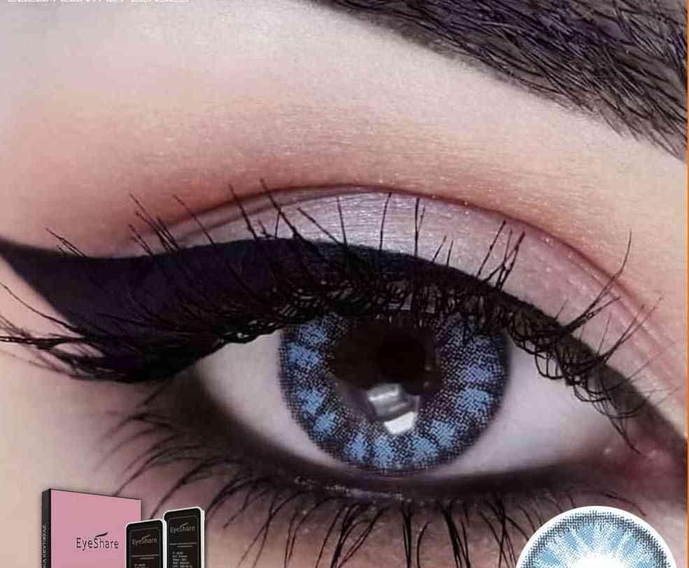 Glass Ball Contact Lenses