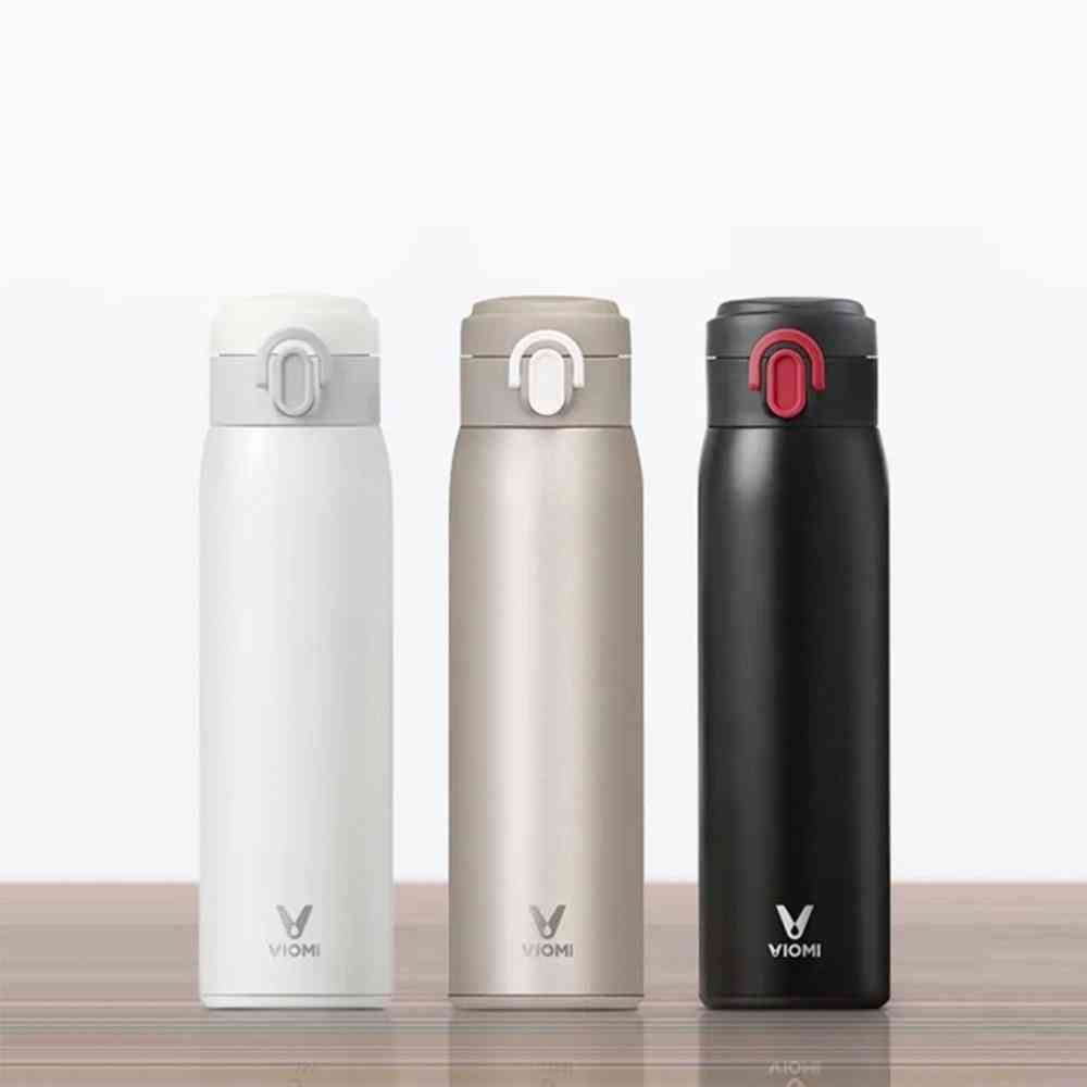 Portable Bottle Cup, Flask Water Detachable Cups