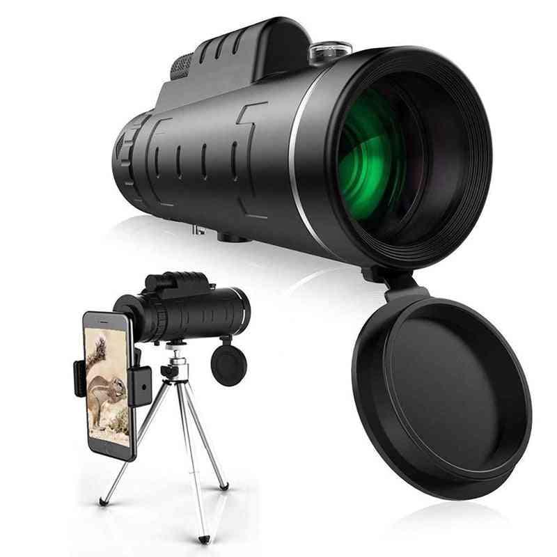 Professional Prism High Quality Hd Handheld Zoom Telescope Monocular