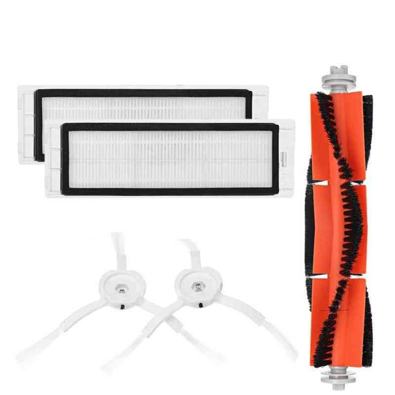 Robot Vacuum Cleaner, Main Brush Filters Side Brushes Accessories